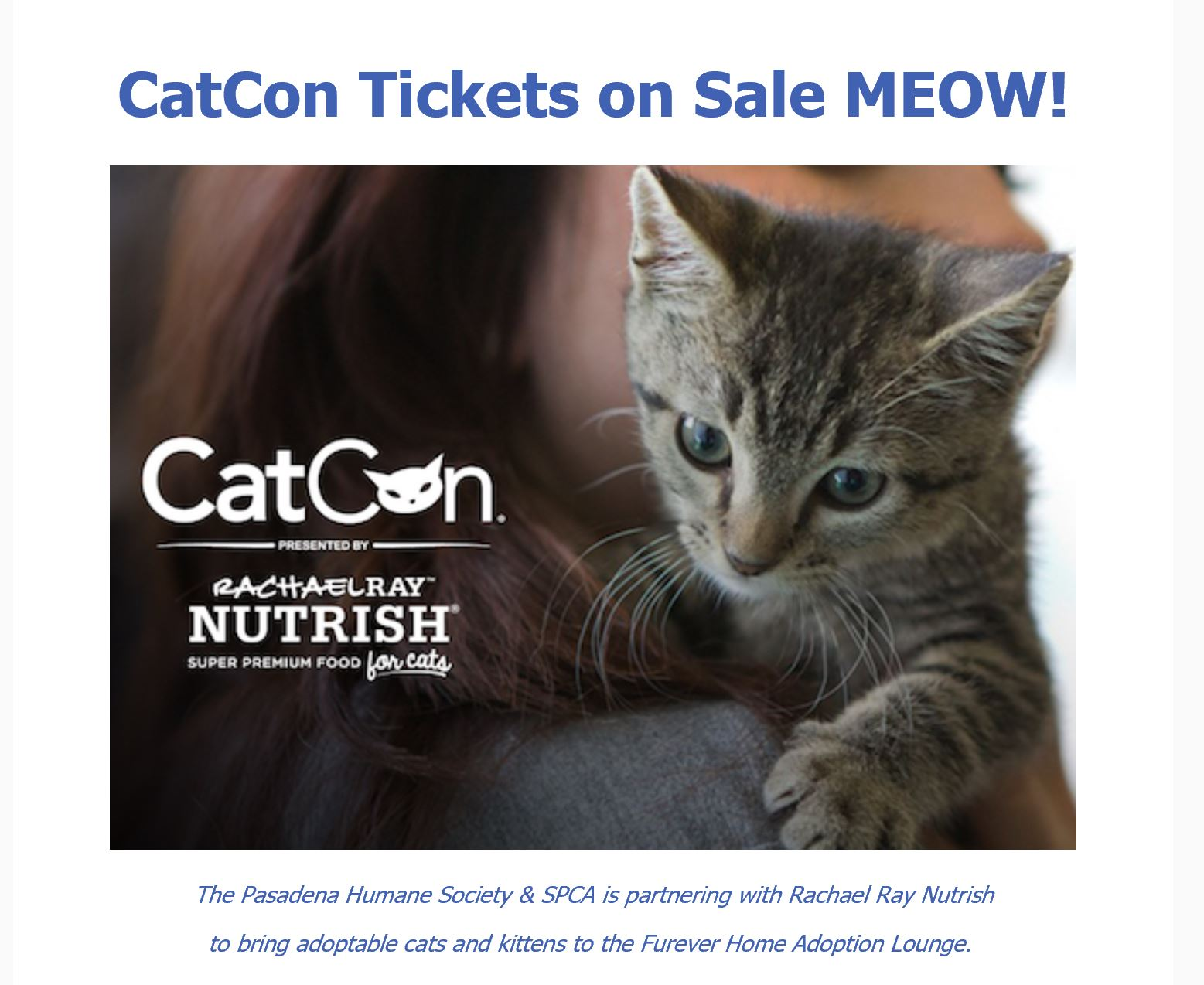 Pet Tree Houses will be at CatCon 2017 in Pascedena CA in August